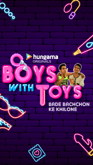 Boys With Toys 2019 Hungama Original S01 720p WEB-DL