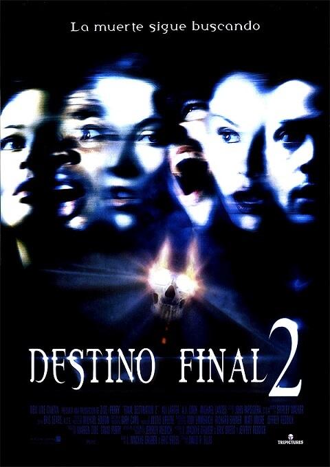 Destino Final 2 720p MEGA