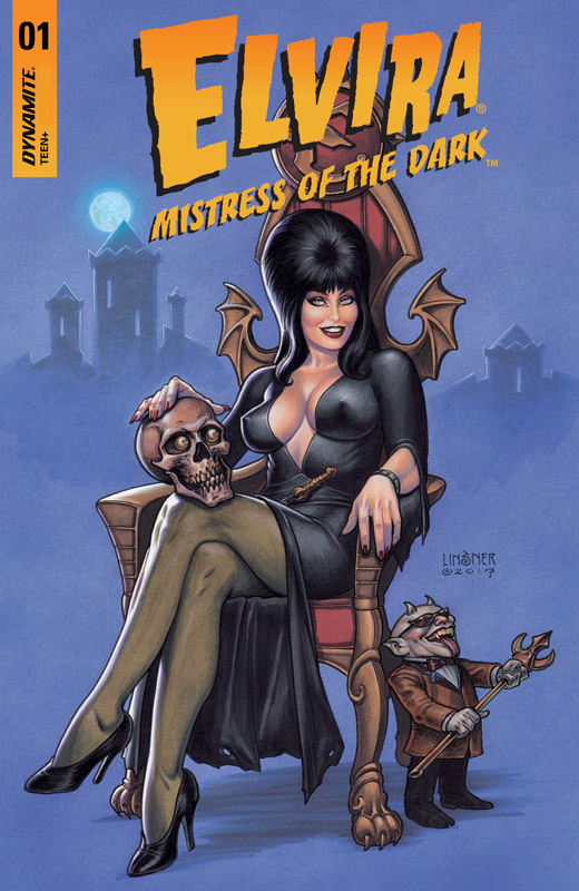 Elvira - Mistress of the Dark #1-12 + Special (2018-2020)