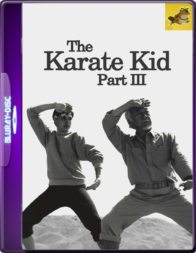 El Karate Kid: Parte 3 (1989) Brrip 1080p (60 FPS) Latino / Inglés