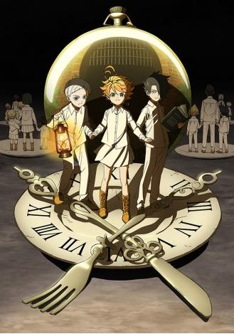 Visual Yakusoku no Neverland Season 1