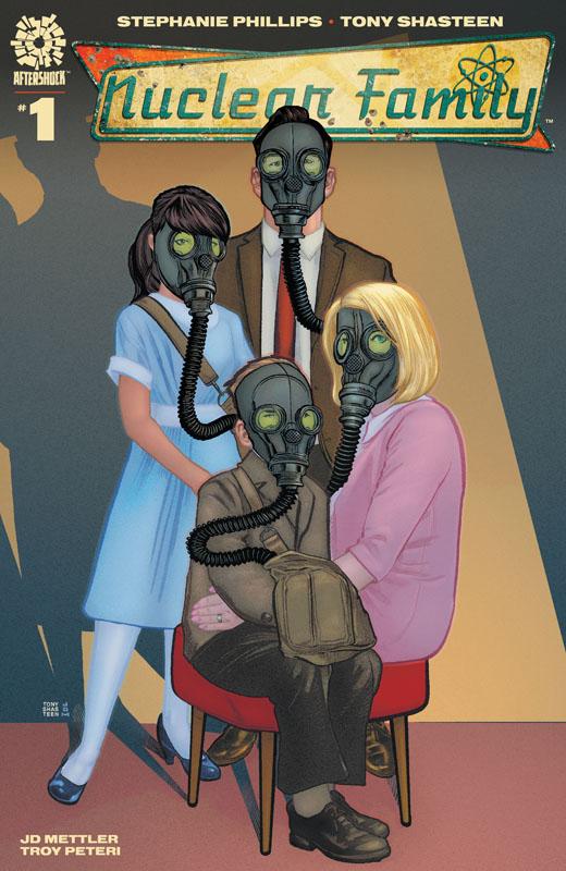 Nuclear Family #1-2 (2021)