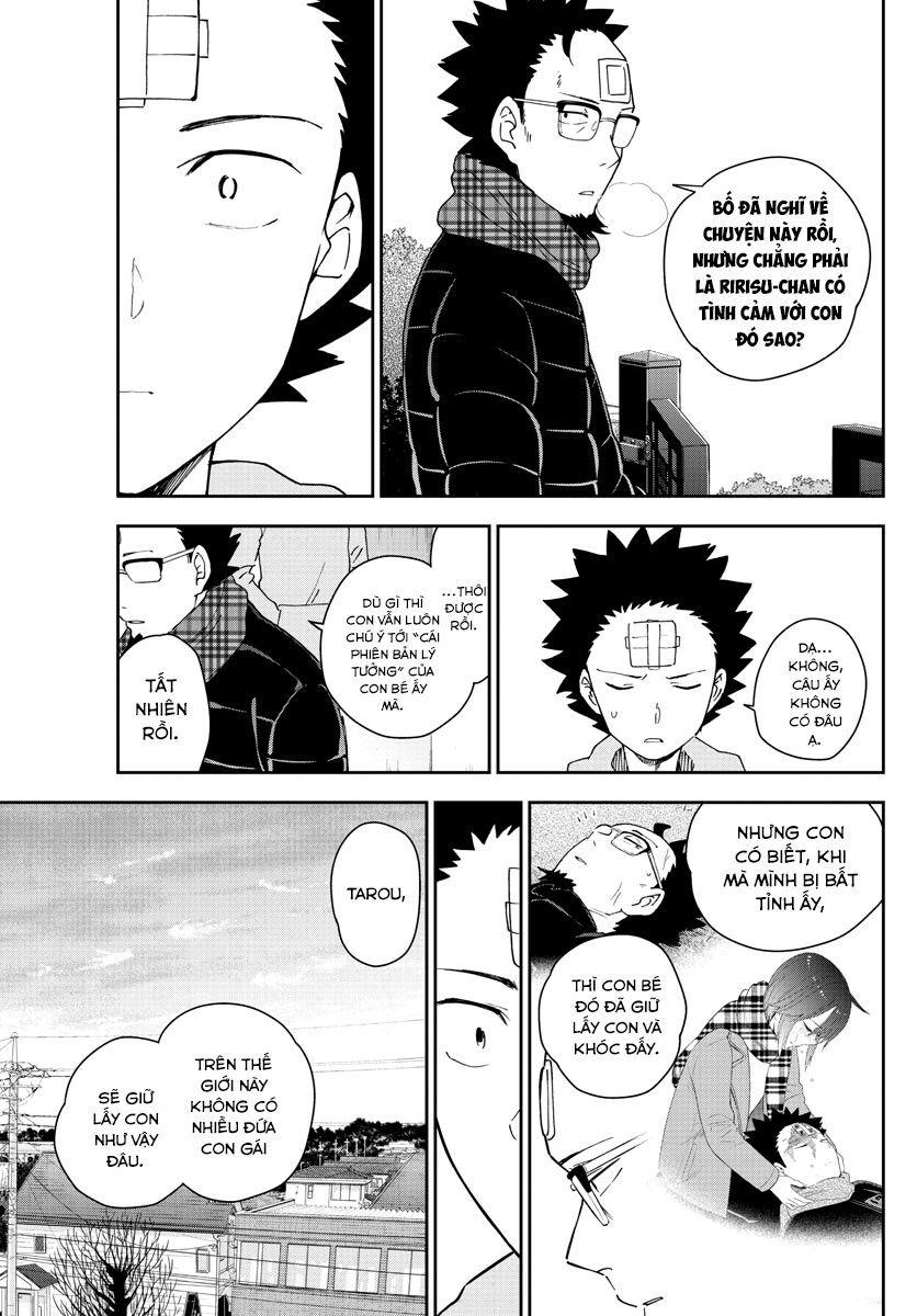 Hatsukoi Zombie Chapter 153 - Trang 15