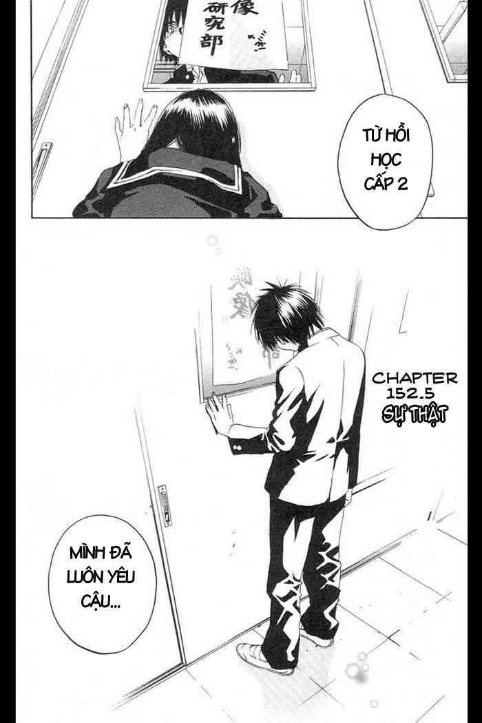 Ichigo 100% Chap 167.6 . Next Chap Chap 167.5