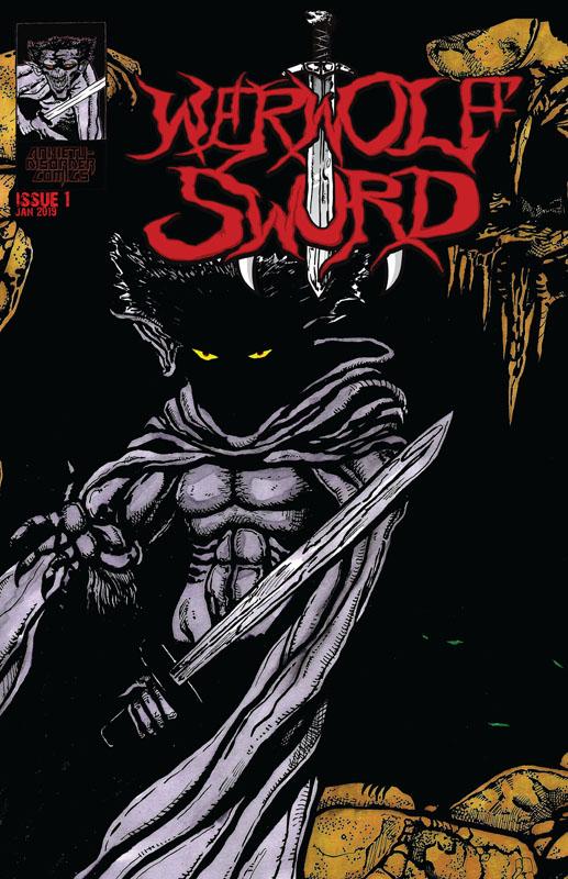 Werwolf Sword 001 (2020)