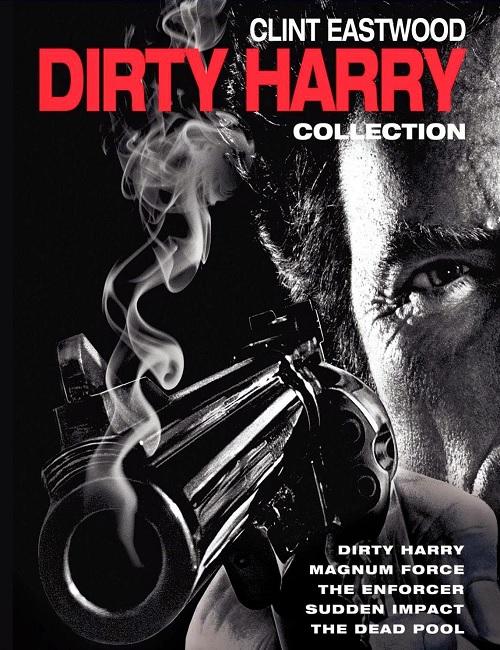 Brudny Harry / Dirty Harry (1971-1988) COLLECTiON.MULTi.720p.BluRay.x264.AC3-DENDA / LEKTOR i NAPISY PL
