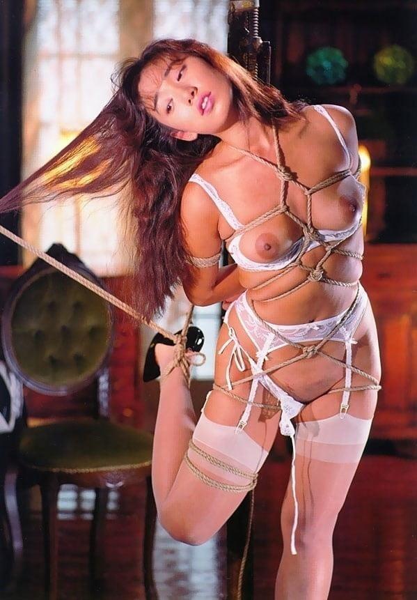 Rope bondage girl-3662