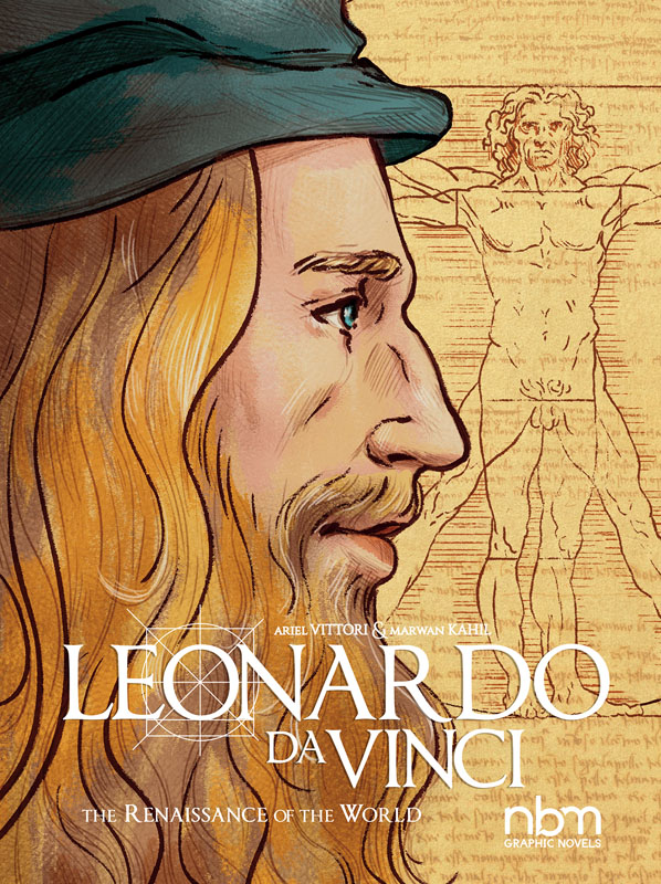 Leonardo Da Vinci - The Renaissance of the World (NBM 2020)