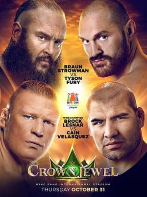 WWE Crown Jewel 2019 PPV PROPER 720p HEVC x265-MeGusta
