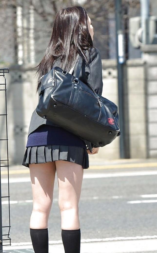 Cute asian schoolgirl-3035