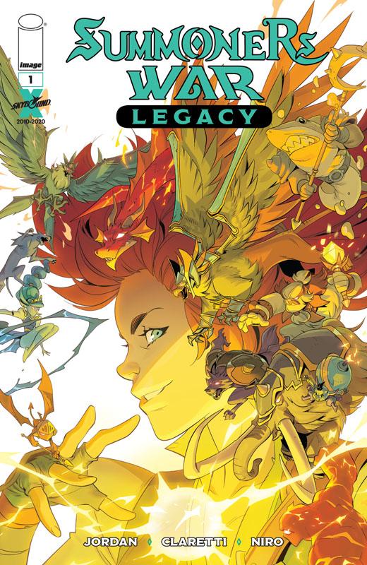 Summoner's War - Legacy #1-6 (2021)