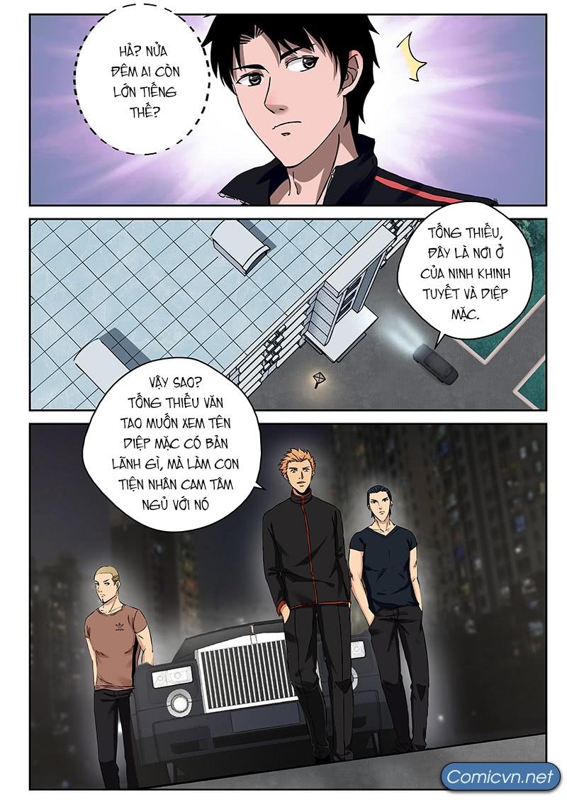 Tối Cường Khí Thiếu Chapter 23 - Trang 17