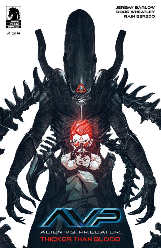 Alien vs. Predator - Thicker Than Blood #1-2 (of 04) (2019-2020)