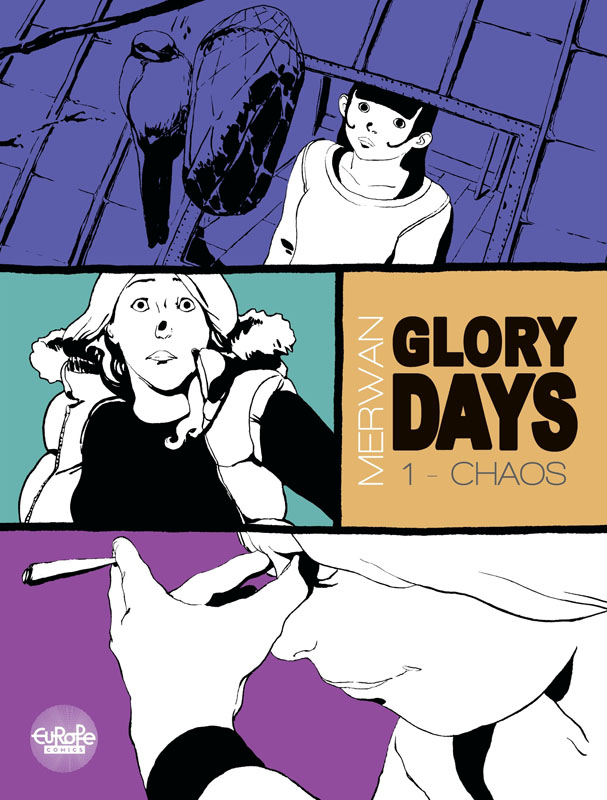 Glory Days 01-03 (2019)