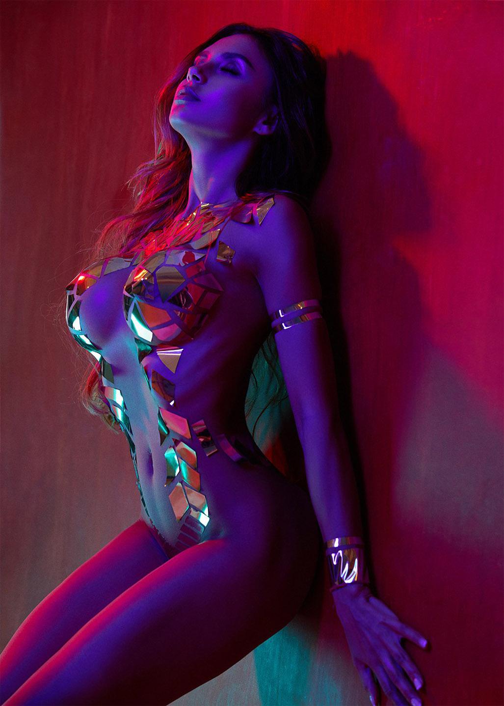 золотые руки мастера и Анастасия Сорокина / Anastasiya Sorokina nude by Alexander Talyuka