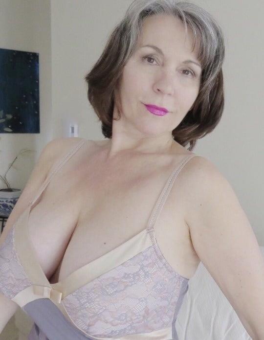 Nude lingerie mature-9165