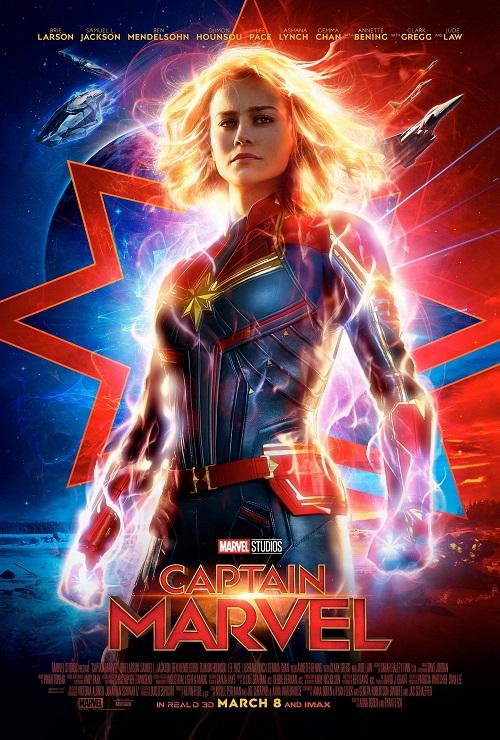 Kapitan Marvel / Captain Marvel (2019) V2.MULTi.720p.BluRay.x264.DTS.AC3-DENDA / LEKTOR, DUBBING i NAPISY PL