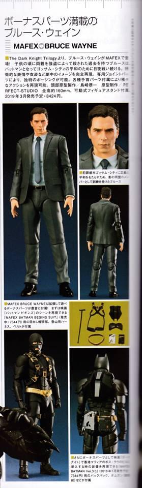 MAFEX  Batman Begins : Bruce Wayne, Ra's al Ghul - Mafex (Medicom Toys) I1qVoigq_o