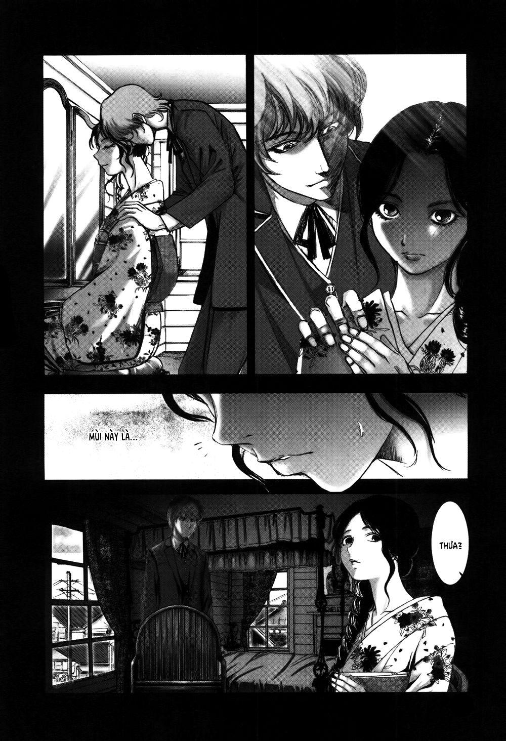 Dị Nhân Quán Chapter 56 - Trang 9