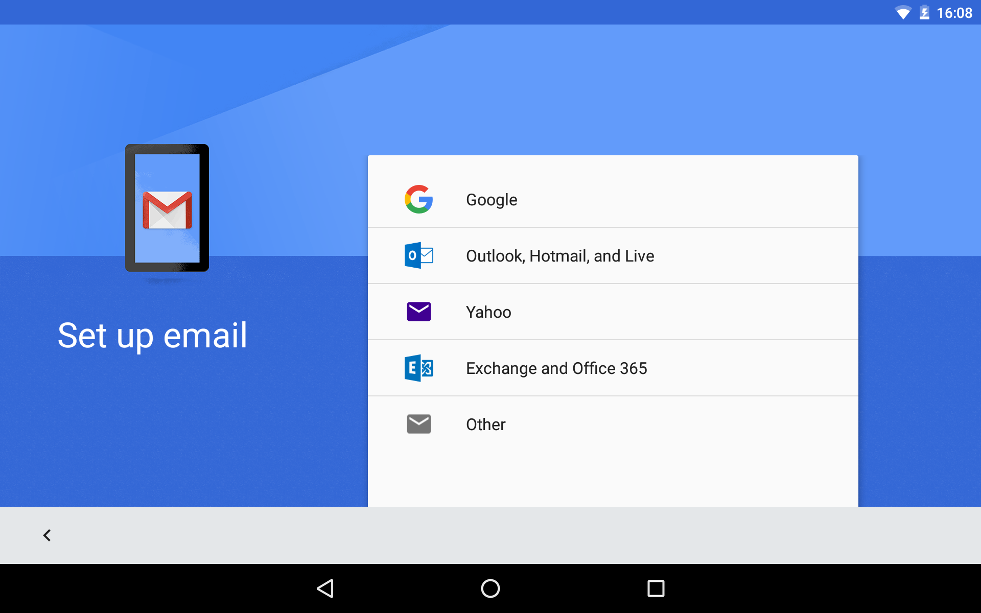 Adding Email to Gmail app won't proceed past Checking Info - Android