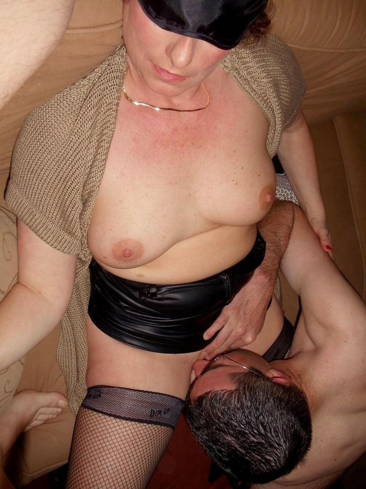 Mature french threesome porn-5863