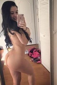Angie varona nude selfie-9484