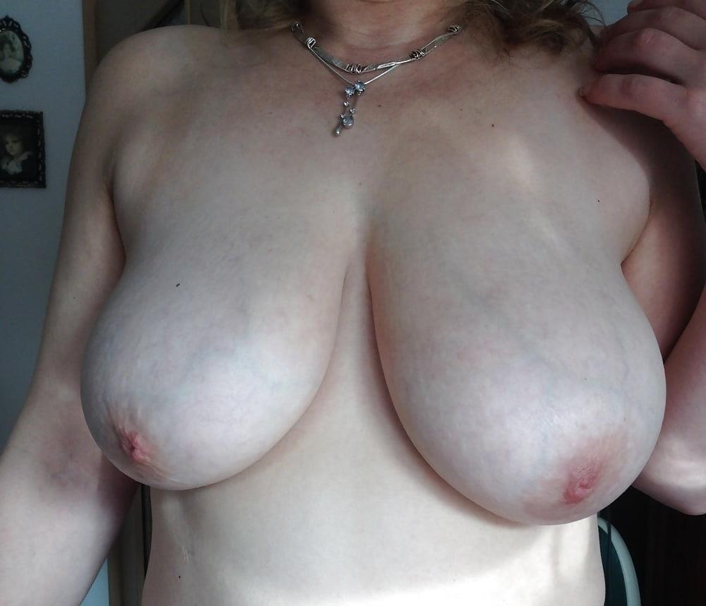 Milf big tits stocking-6738