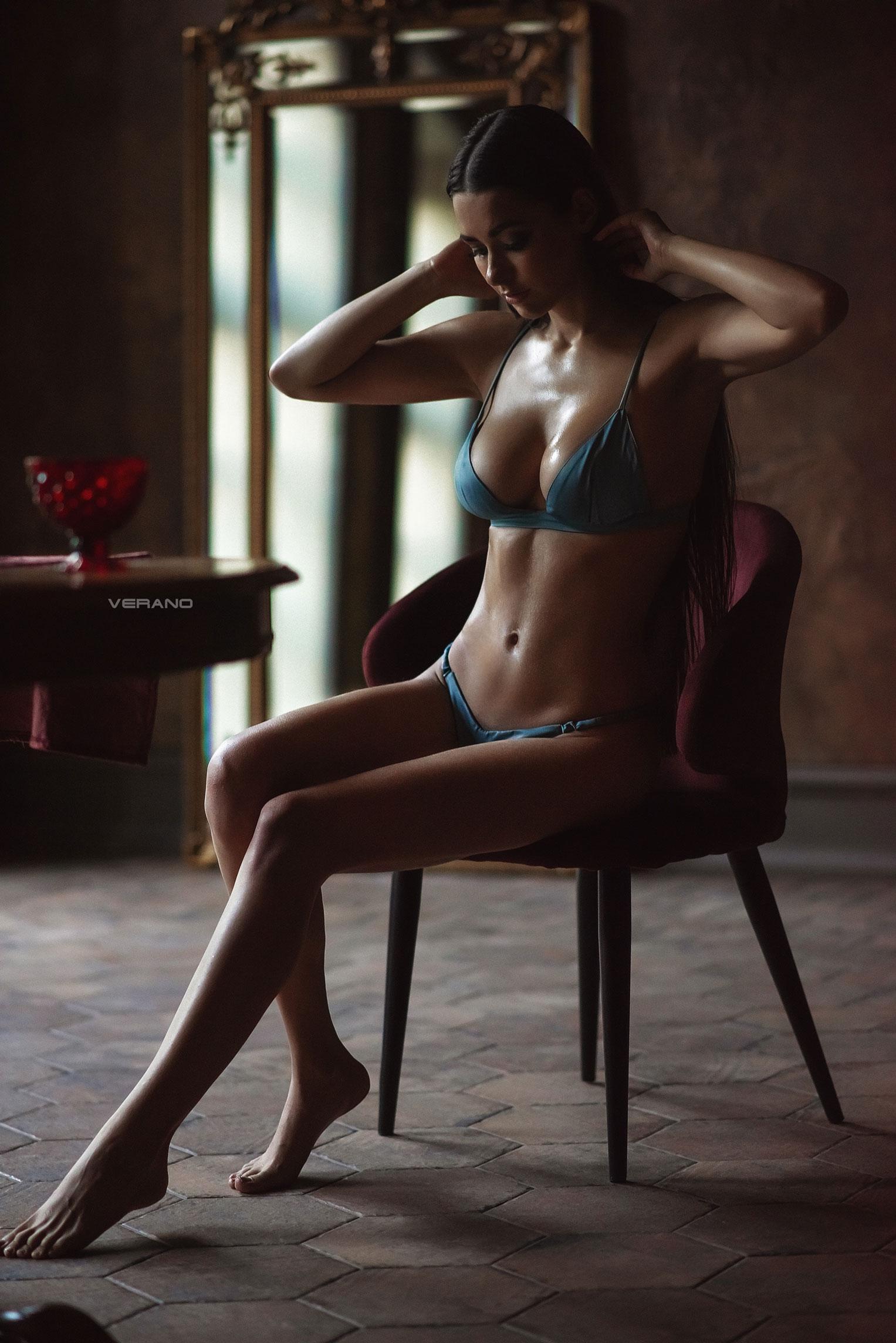 Helga Lovekaty by Nikolas Verano