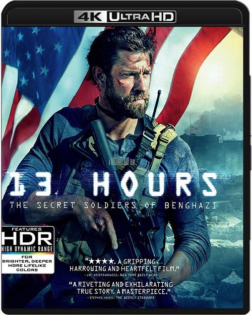 13 godzin: Tajna misja w Benghazi / 13 Hours: The Secret Soldiers of Benghazi (2016) MULTi.REMUX.2160p.UHD.Blu-ray.HDR.HEVC.ATMOS7.1-DENDA / LEKTOR i NAPISY PL