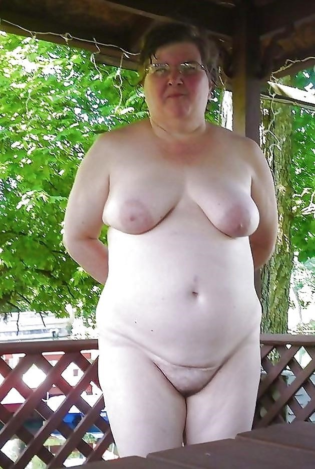 Mature bbw naked-6205