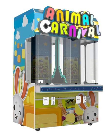 United Asia Entertainments Co., Limited Produces Variety of Arcade Game Machines For Family Entertainment Centers and Leisure Places To Creating Fun and Happiness
