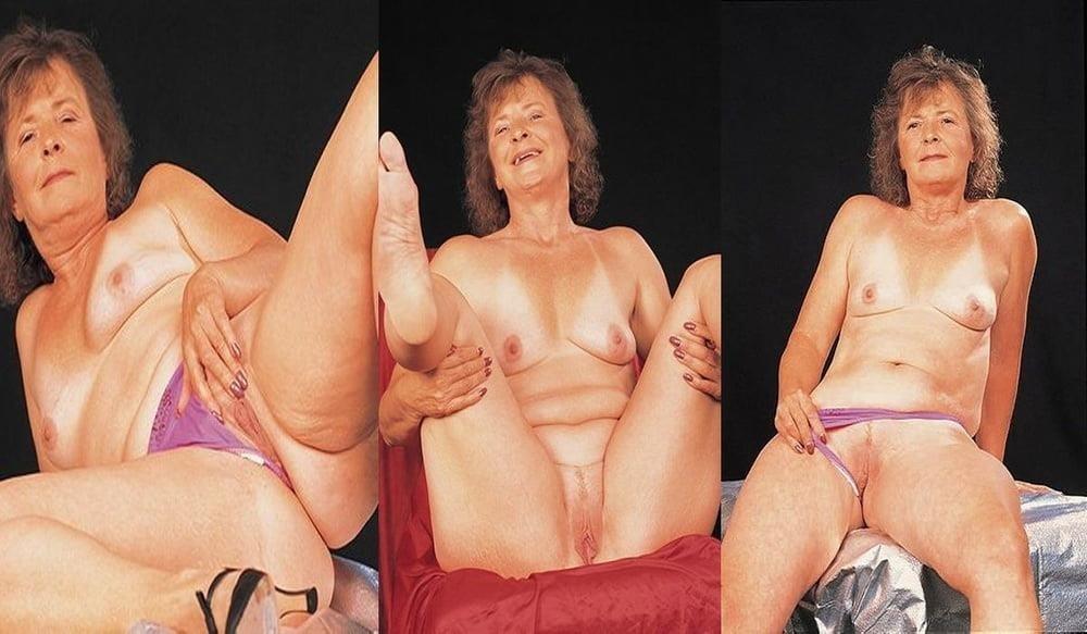 Granny triple anal-4024