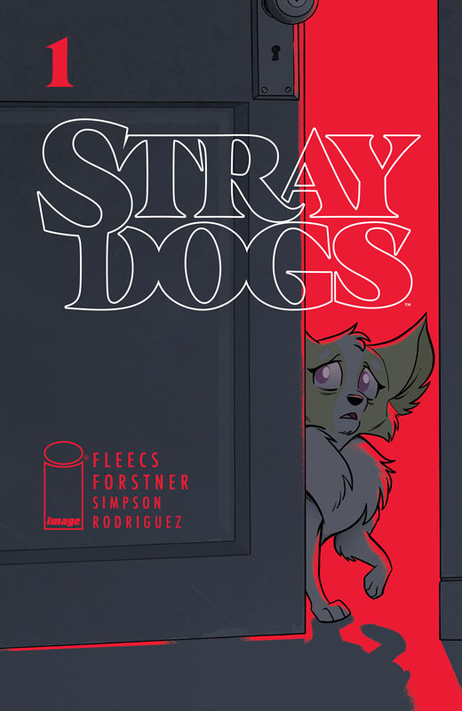 Stray Dogs #1-5 (2021)