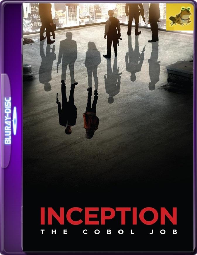 Inception: The Cobol Job (2010) Brrip 1080p (60 FPS) Inglés Subtitulado