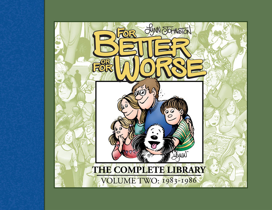 For Better or For Worse - The Complete Library v02 - 1983-1986 (2018)