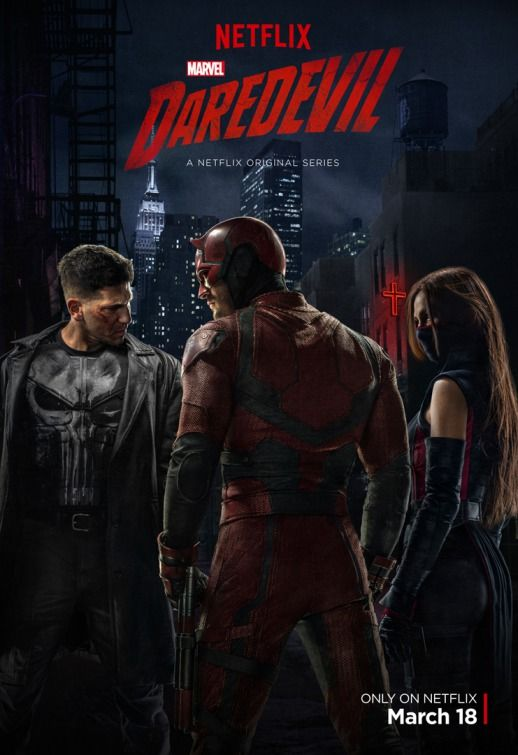 Marvels Daredevil Season2 S02 720p 10bit WEBRip HEVC