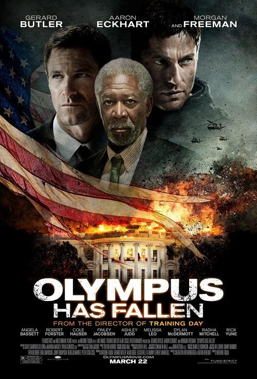 Olimp w ogniu / Olympus Has Fallen (2013) V2.MULTi.720p.BluRay.x264.DTS.AC3-DENDA / LEKTOR i NAPISY PL