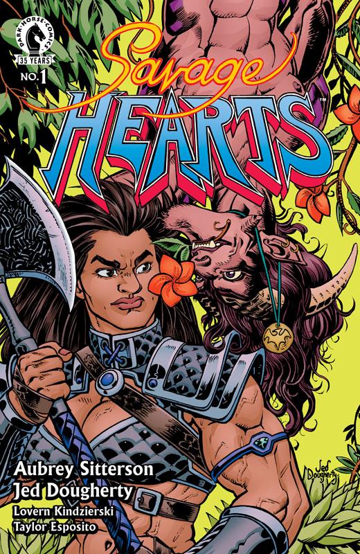 Savage Hearts #1-4 (2021)