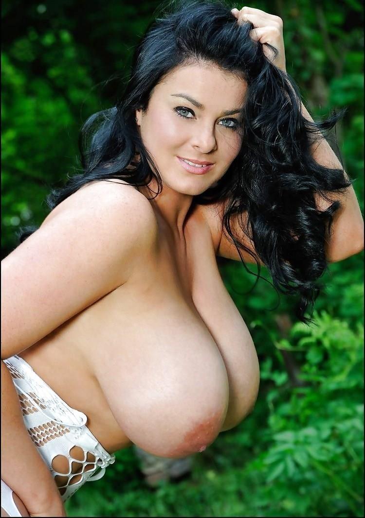 Enormous big black tits-5100