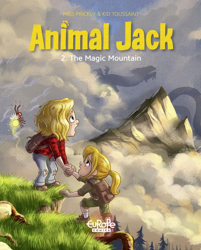 Animal Jack 01-03 (2019-2020)