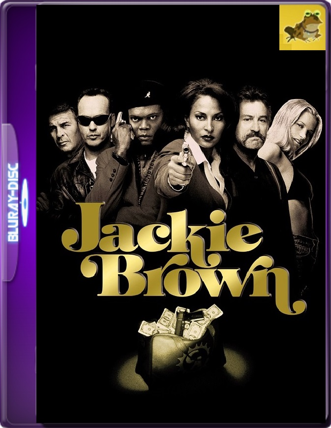 Jackie Brown: La Estafa (1997) Brrip 1080p (60 FPS) Latino / Inglés