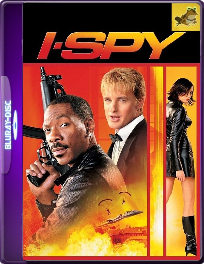 Soy Espía (2002) Brrip 1080p (60 FPS) Latino / Inglés