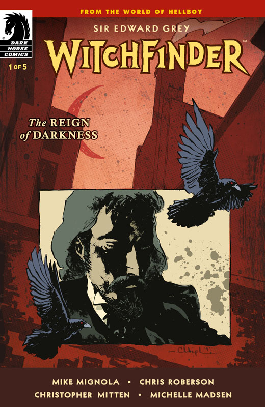 Witchfinder - The Reign of Darkness #1-3 (2019-2020)