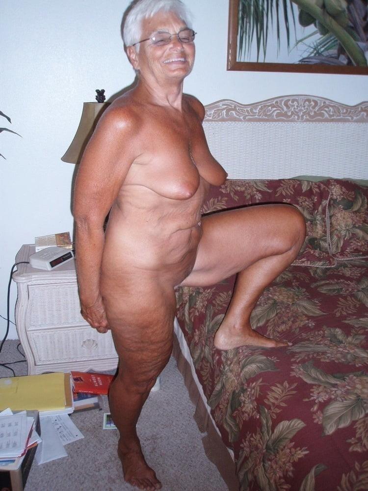 Chubby granny naked-2407