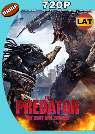 El Depredador (2018) BRRip 720p Audio Trial Latino-Castellano-Ingles MKV