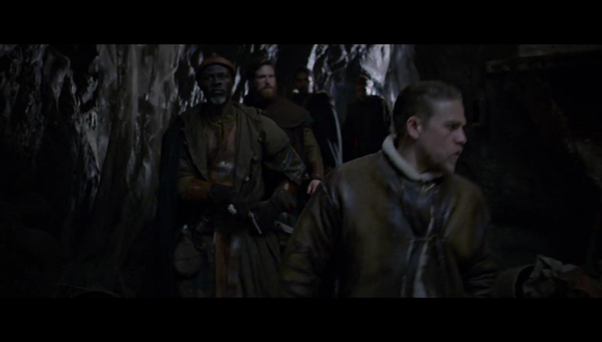 La Leyenda De La Espada 1080p Lat-Cast-Ing 5.1 (2017)