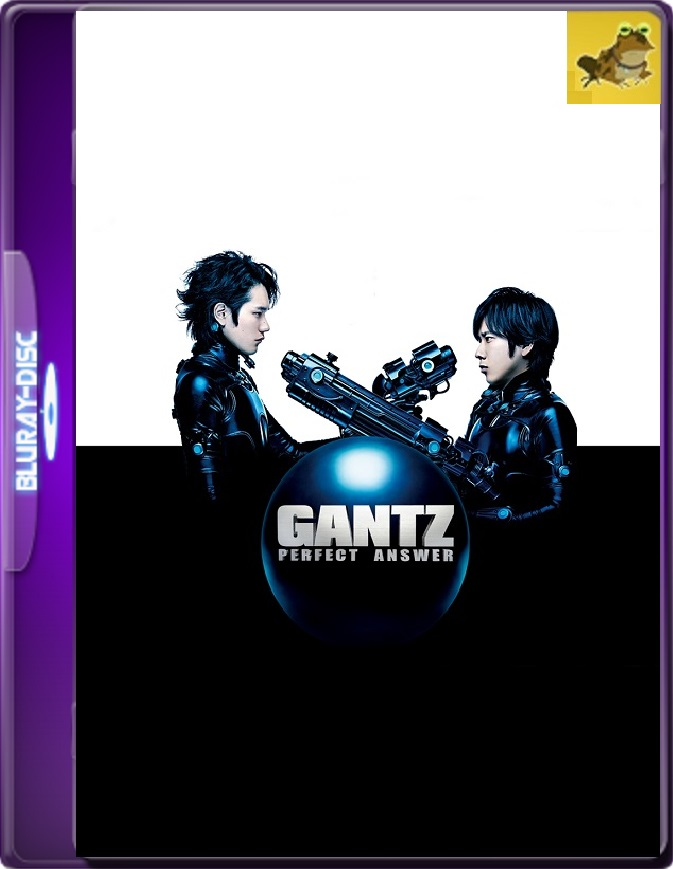 Gantz: Perfect Answer (2011) Brrip 1080p (60 FPS) Japonés Subtitulado