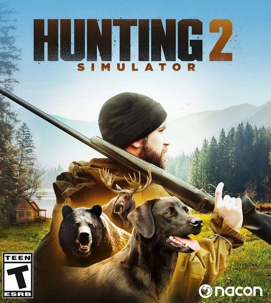 Hunting Simulator 2: Bear Hunter Edition (2020/RUS/ENG/MULTi/RePack by SpaceX)