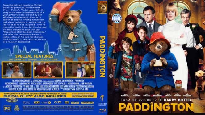 Paddington (2014) BRRip Full 1080p Audio Trial Latino-Castellano-Ingles