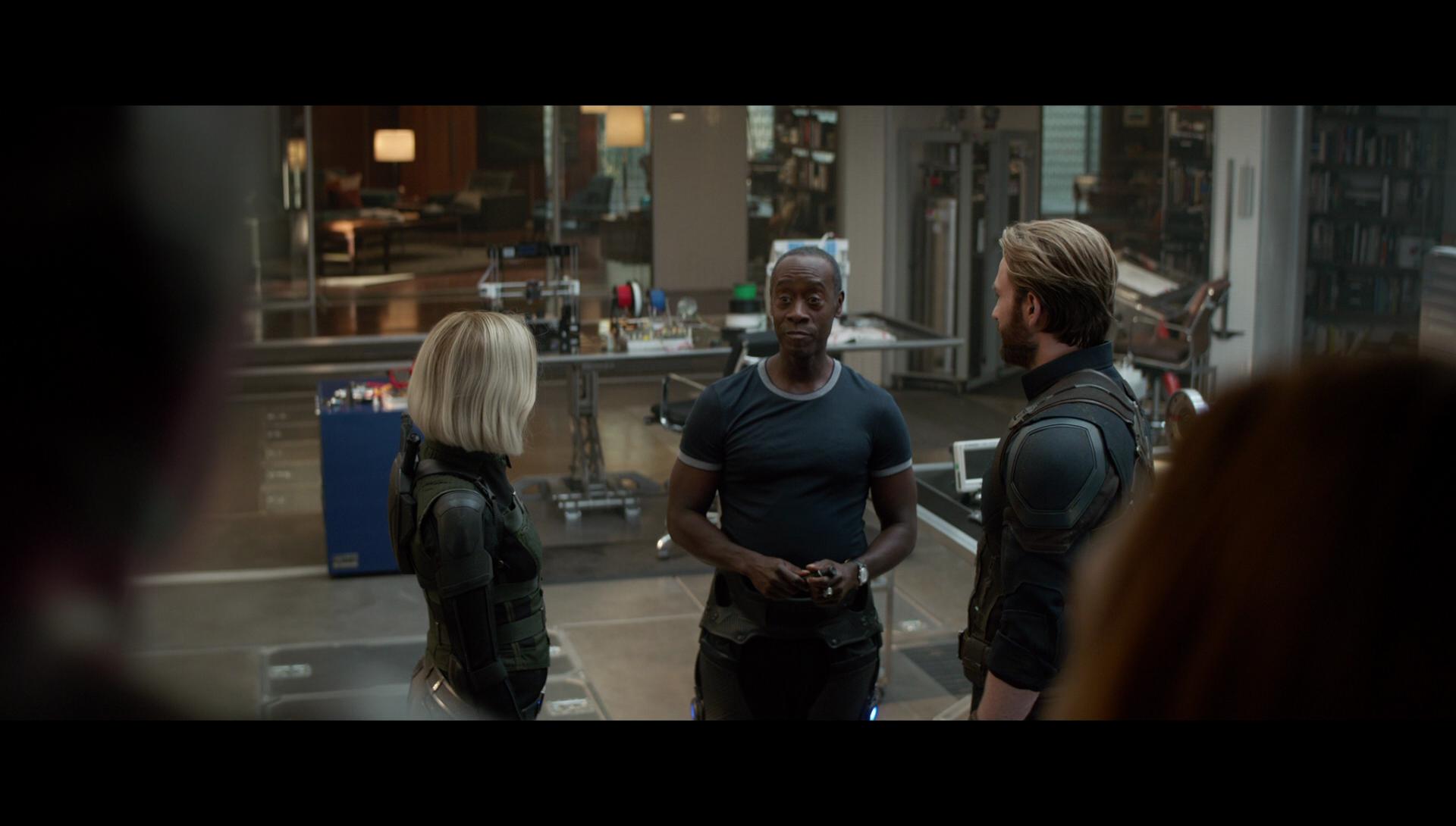 Avengers: Infinity War (2018) 1080p Blu-ray AVC DTS-HD MA 7.1-MTeam